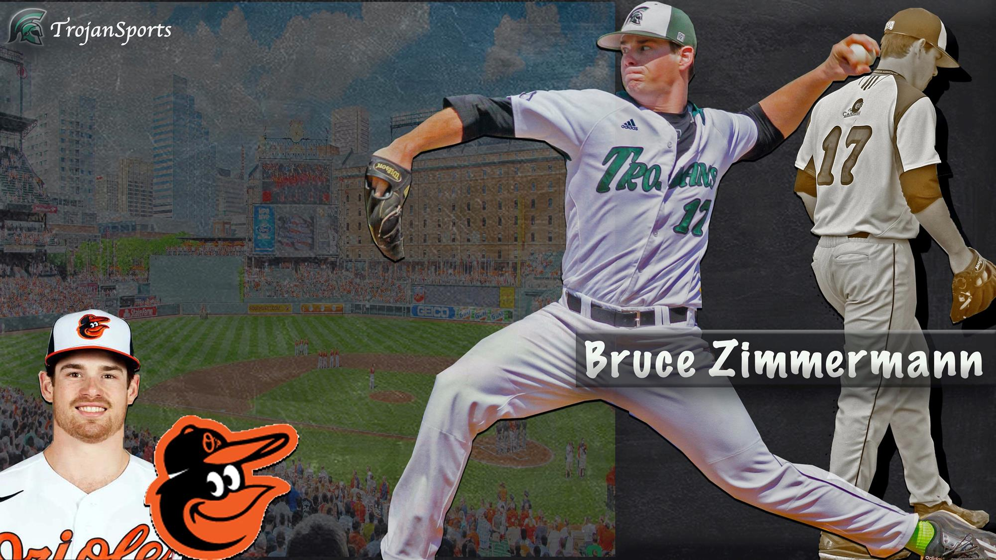 Bruce Zimmermann To Make His Major League Debut With Orioles Tonight University Of Mount Olive