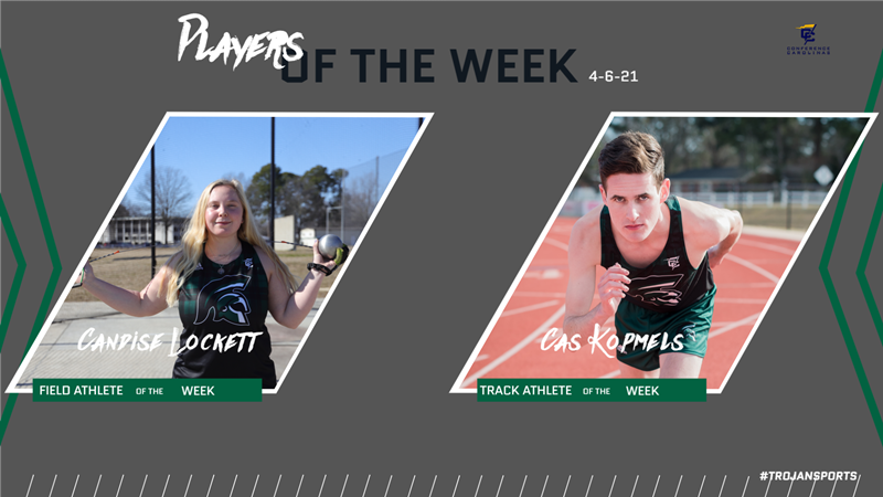 Track And Field Bring Home Two Conference Carolinas Athletes Of The Week Honors - University of Mount Olive